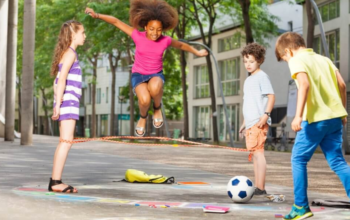 Get Your Kids Excited About Exercise – Concern about Kids Health