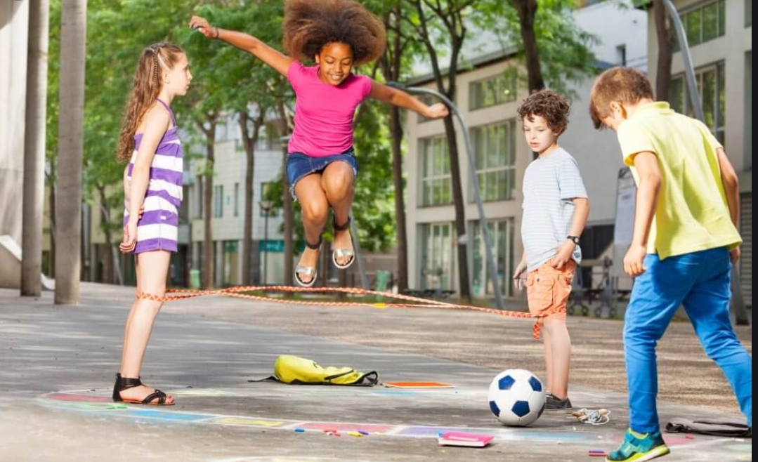 Get Your Kids Excited About Exercise - Concern about Kids Health