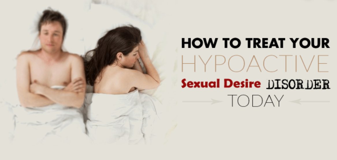 Sexual Desire Disorder Treatment